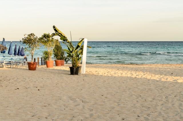 spiaggia villa la rosina fontane bianche